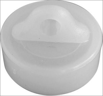 TAMPA BLUKIT PVC P/VALVULA 1