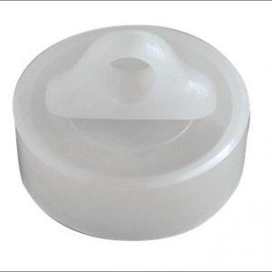 TAMPA BLUKIT PVC P/VALVULA 1 1/16