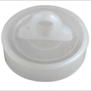 TAMPA BLUKIT PVC P/VALVULA 1 3/16