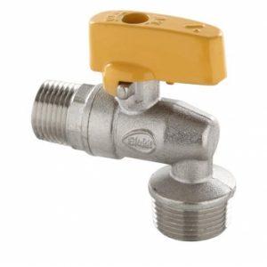 REGISTRO BLUKIT 180201 21 SFERA P/INSTAL GAS M 1/2