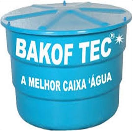CAIXA BAKOF TEC D´AGUA  5000LT C/ TAMPA