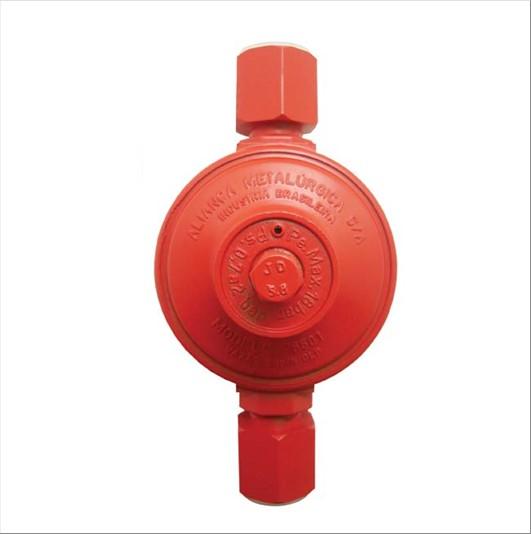 REGULADOR ALIANCA 76501/02 INDUST P/GAS VM