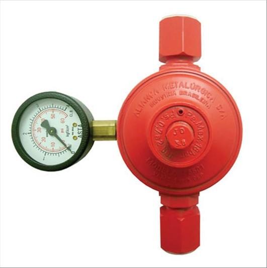 REGULADOR ALIANCA 76511/02 INDUST P/GAS VM