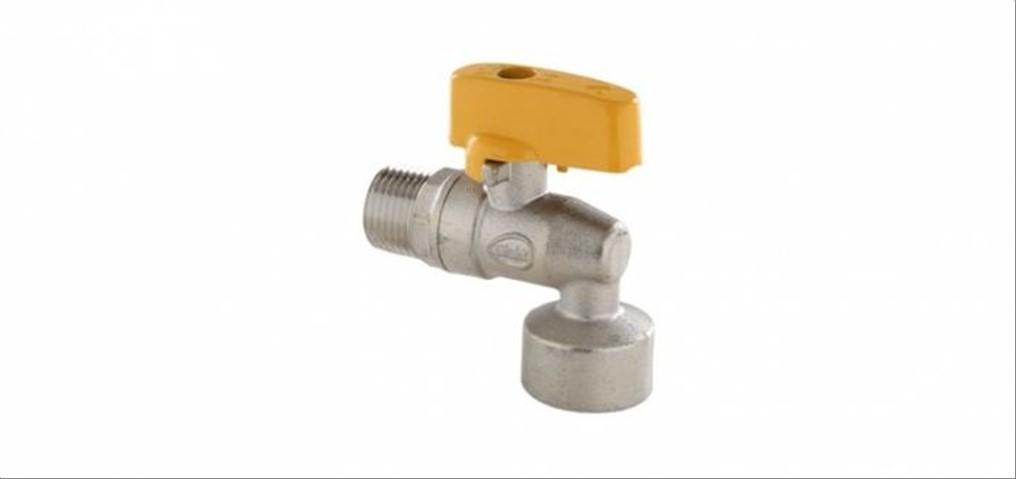 REGISTRO BLUKIT 180202 ESFERA P/GAS 1/2 X 1/2