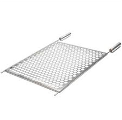 GRELHA ARTMILL INOX 30 X 50 C/C