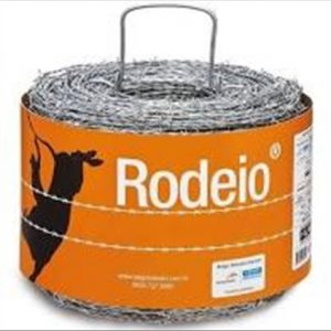 Arame Belgo Farpado Rodeio 100M