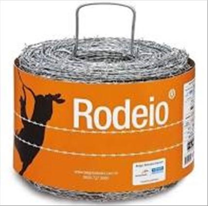 ARAME BELGO FARPADO RODEIO 500M