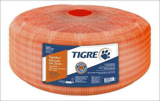 CONDUITE TIGRE TIGREFLEX 25MM LJA REFORC. 3/4