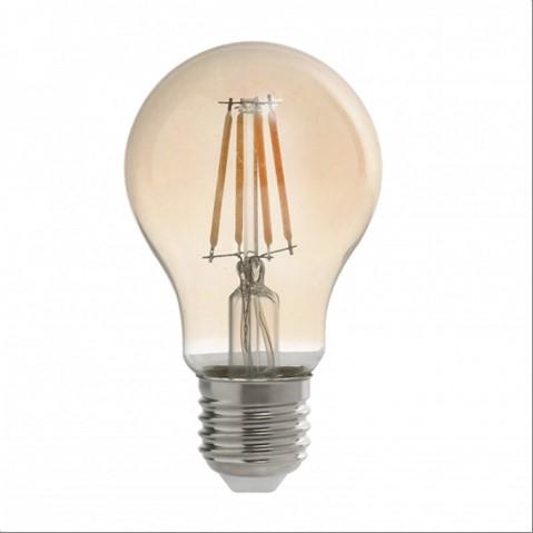 LAMPADA KIAN LED FILAM 4W BIV E-27 A60 2.2K