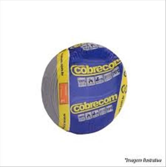 FIO COBRECOM CABO FLEXIVEL   1.5MM ROLO 100M CZ