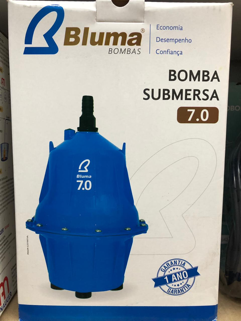 BOMBA DYMAR BLUMA 7.0 220V