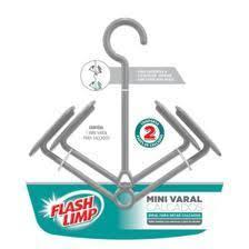 Varal Flash Limp Lav6797-Vd Calcados 2 Pares Vd