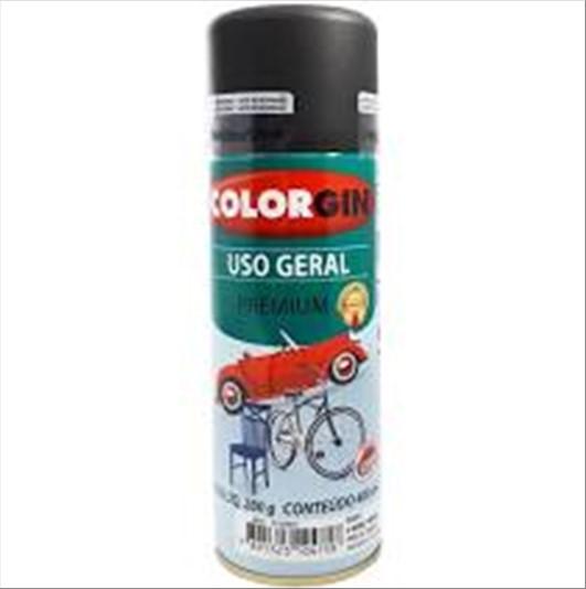 ESMALTE COLORGIN 5400  USO GERAL PTO FOSCO 280GR