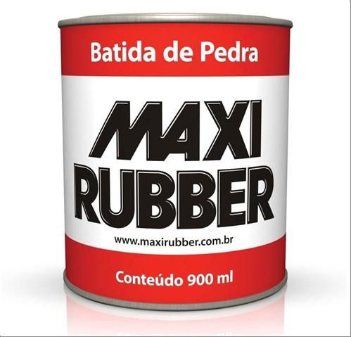 MASSA MAXI RUBBER BATIDA PEDRA 900ML PT