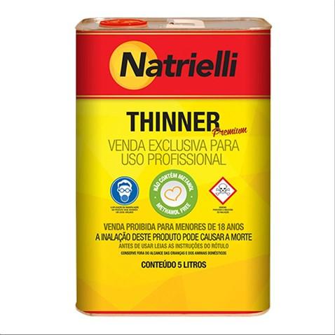 THINNER NATRIELLI 8100 5LT