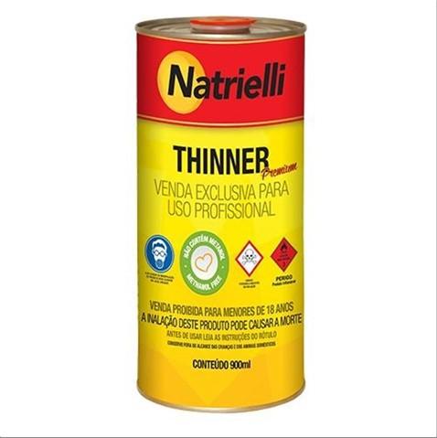 THINNER NATRIELLI 8800 900ML