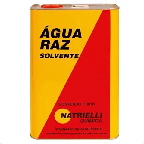 AGUARRAS NATRIELLI 5LT