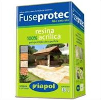 RESINA VIAPOL FUSEPROTEC FOSCA 18LT