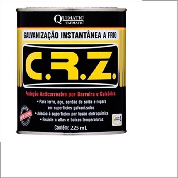 C.R.Z. QUIMATIC COMP GALV FRIO 225ML