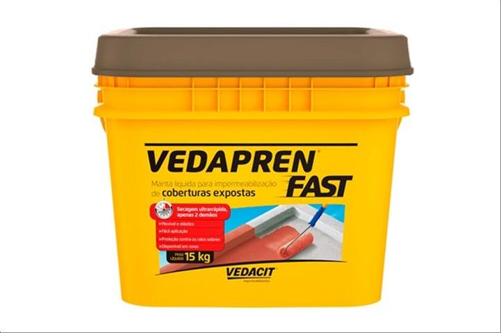 VEDAPREN OTTO FAST CONCRETO  5KG