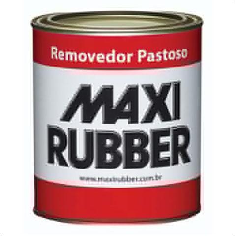 REMOVEDOR MAXI RUBBER PASTOSO 4KG