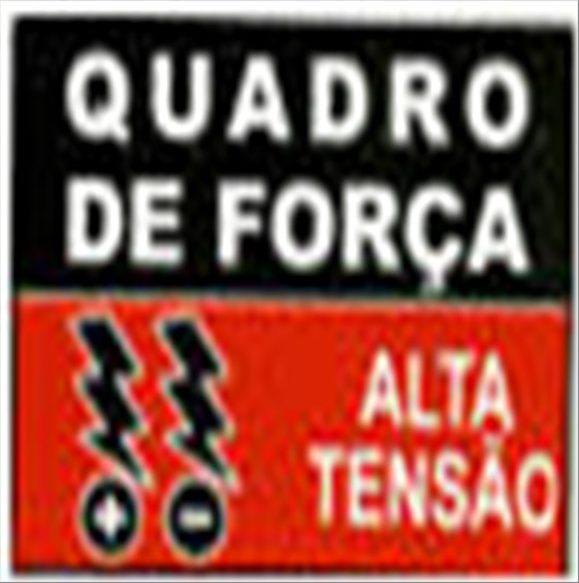 ADESIVO MARCAI AD3 QUADRO DE FORCA 16 X 12CM