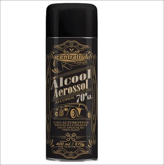 ALCOOL CENTRALSUL AUTOMOTIVO 400ML