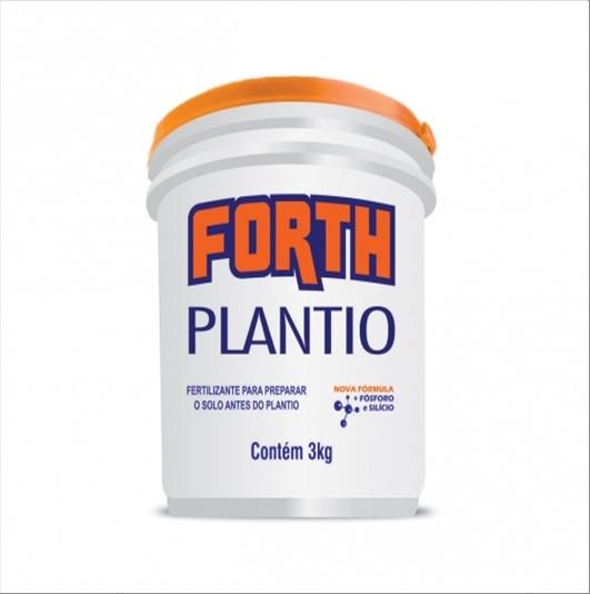 FERTILIZANTE FORTH PLANTIO 3KG
