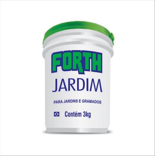 FERTILIZANTE FORTH JARDIM 3KG