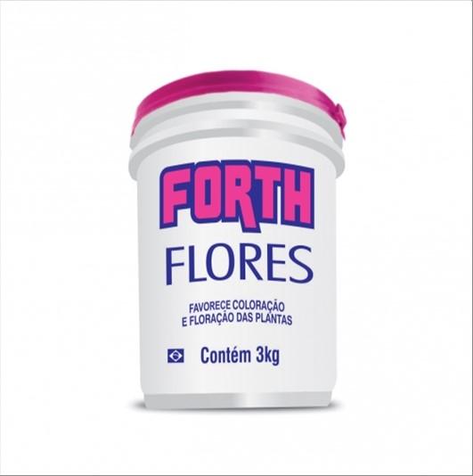 FERTILIZANTE FORTH FLORES 3KG