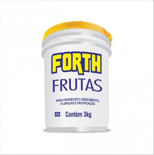 FERTILIZANTE FORTH FRUTAS 3KG