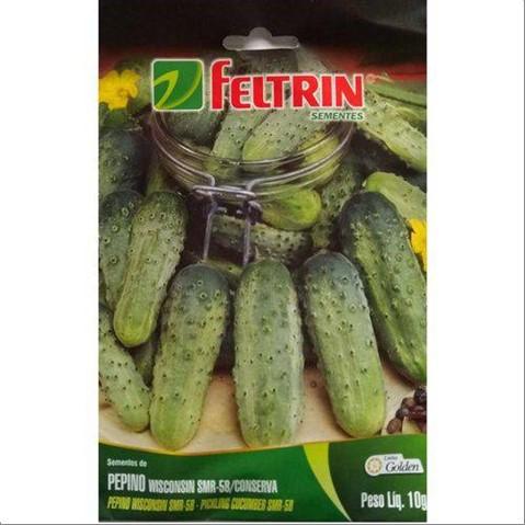 SEMENTE FELTRIN 090 PEPINO AODAI 10G