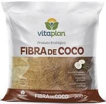 COMPOSTO VITAPLAN MIX FIBRA PO DE COCO 200G