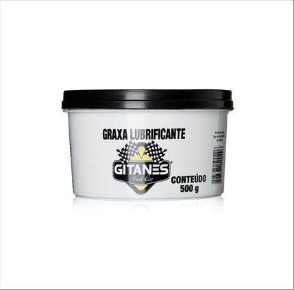 GRAXA GITANES LUBRIFICANTE CHASSIS 500G