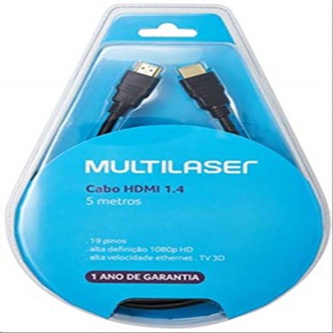 CABO MULTILASER WI249 HDMI 5.0MT