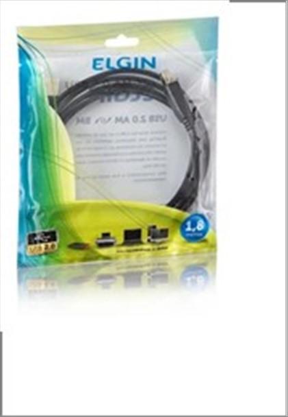 CABO ELGIN USB AM/BM 2.0M
