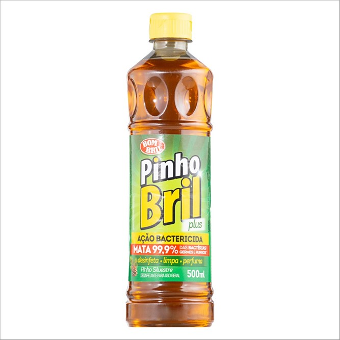 DESINFETANTE BOM BRIL PINHO SILVESTRE 500ML