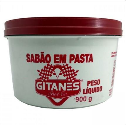 SABAO GITANES EM PASTA 900GR
