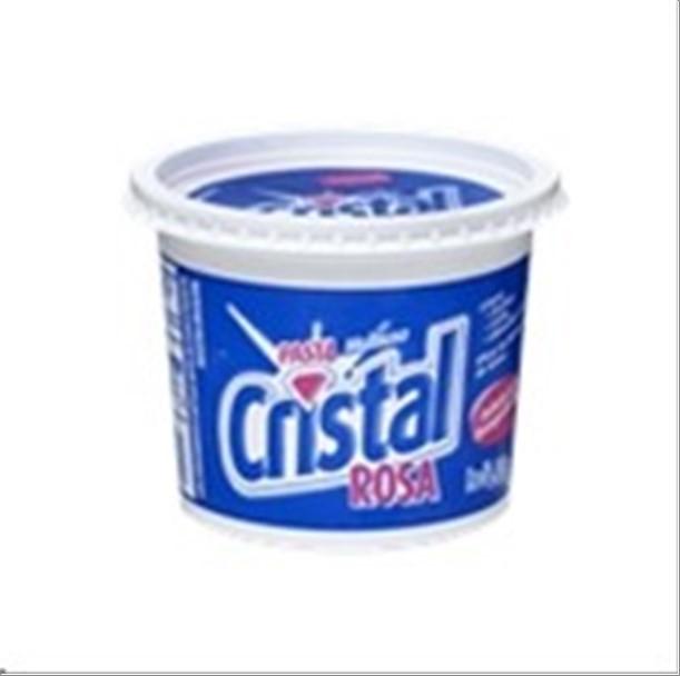 SABAO ROSA PASTA CRISTAL 500GR