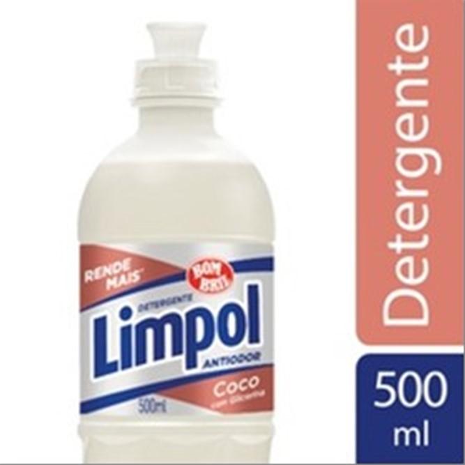 DETERGENTE BOM BRIL LIMPOL COCO 500ML