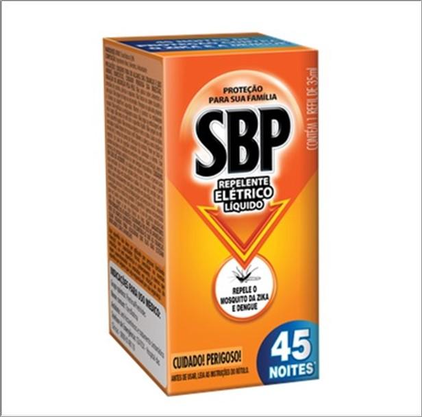 REFIL SBP ELETRICO TRADICIONAL 45 NOITES 35ML