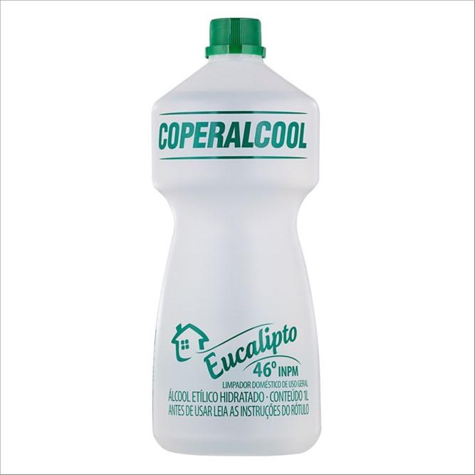 ALCOOL COPERALCOOL EUCALIPTO 46. 1LT