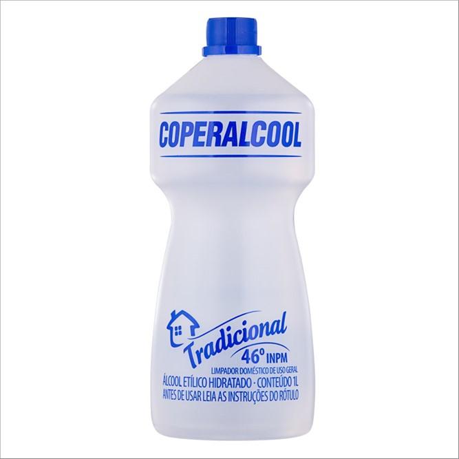 ALCOOL COPERALCOOL TRADICIONAL 46. 1LT