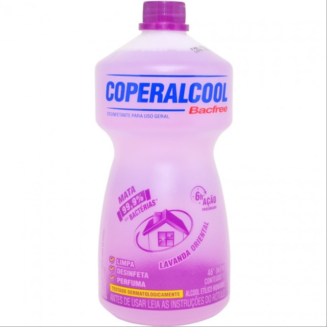 ALCOOL COPERALCOOL LAVANDA 46 1LT