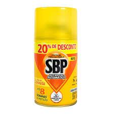 REFIL SBP AUTOMATICO CITRONELA 250ML DE 34,58 POR