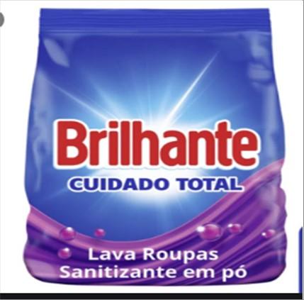 SABAO PO BRILHANTE CUIDADO TOTAL 1.6KG