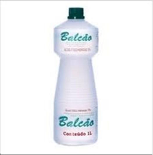 ALCOOL BALCAO 46 1L