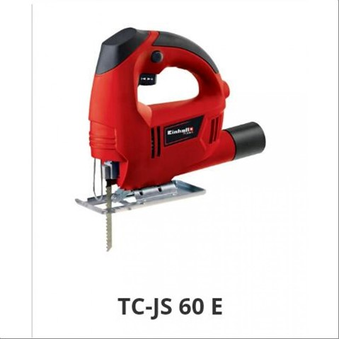 SERRA EINHELL TC-JS 60 E TICO-TICO 127V