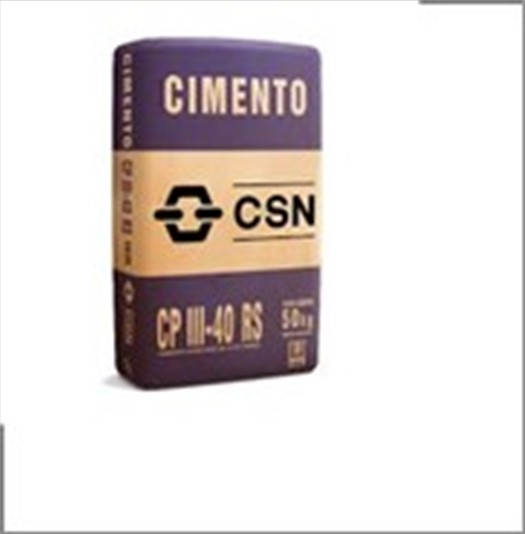 CIMENTO CSN PORTLAND CPIII-RS 40 50KG